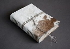Pony book longstitch journal with recycled paper and par veterok