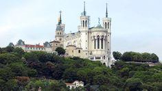 Basilica of Fourviere  Lyon