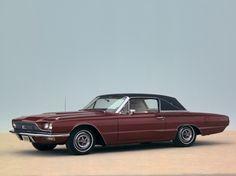 Ford Thunderbird Town Landau Coupe 1966 - thunderbird, ford, Ford Thunderbird Town Landau Coupe, ford thunderbird, landau