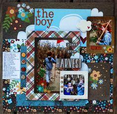 The Boy - Scrapbook.com