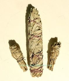 White Sage for Spiritual House Cleaning