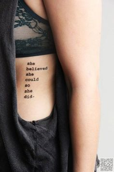 47 #Inspiring Quote #Tattoos That Will Make You Want to Get Inked ...