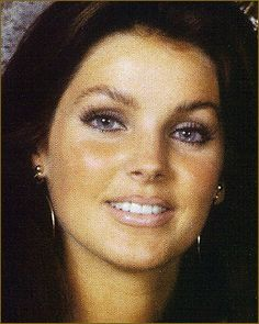 Priscilla Presley, she was so pretty until she messed with her face