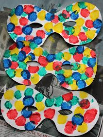 Crafts To Do, Crafts For Kids, Le Clown, Dita, Mardi Gras, Kids Rugs, Masky, Winter Time, Carnavals