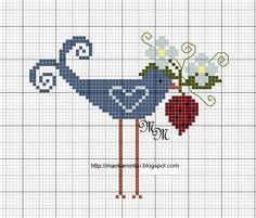 Manka - Apró örömök az életemben: free. | Cross Stitch