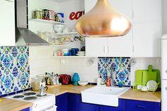 Kitchen remodel / Kootut murut blog