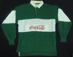 The Coke rugby.......and matching Swatch!
