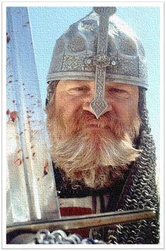 [Montgisard]. Ernoul dit: « Renaut, sires dou Crac, fu cil qui le grignour prouece fist en le bataille de Mongisart! ».