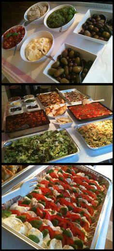 Koldtbord/catering