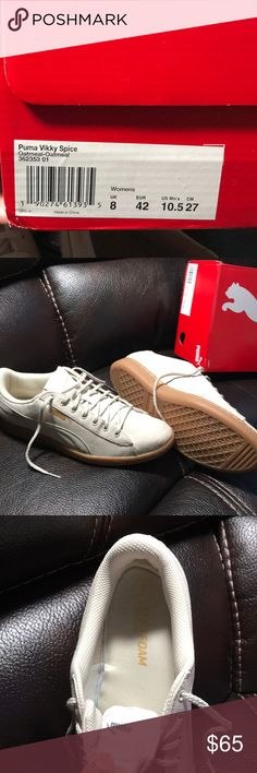 Comfortable Love this color Puma Shoes Sneakers