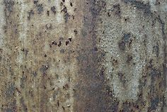 Dirty Old Rusty Background of Iron