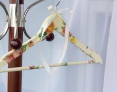 Handmade Lavender Hanger\ Bride Hanger\ Gift for bridal\ Shower Gift\ Hanger for Dress\