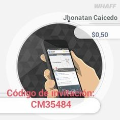 Consiga dinero extra en su teléfono con WHAFF