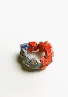 bracelets / BEATE KLOCKMANN-DE