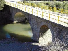 Stone Bridges of Peloponnese: Δίτοξο γεφύρι στον Αρκαδικό ή Σελλέϊκο ποτάμι Μεσσηνία Πελοπόννησος