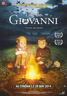 Animation - Giovanni's Island (Giovanni No Shima) Special Edition [Japan LTD BD] Film D'animation, Film Movie, Netflix Movies, Disney Movies, Otaku Anime, Manga Anime, Film Animation Japonais, Film Cars, Film Anime