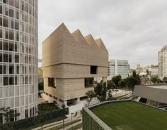 David Chipperfield: Museo Jumex, Mexico