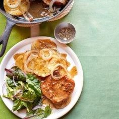 Skillet Pork Chops with Potatoes and Onion - Allrecipes.com