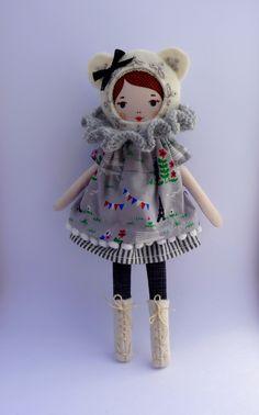 Image of doll kit Miss Angela Sunday