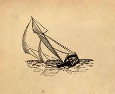 Illustration by Jessie Wilcox Smith from 'A Child's Garden of Verses' by Robert Louis Stevenson. Image features a boat made out of a bed. http://www.amazon.com/gp/product/1447448952/ref=as_li_tl?ie=UTF8&camp=1789&creative=9325&creativeASIN=1447448952&linkCode=as2&tag=reaboo09-20&linkId=AIWWRJBS2GY4KE25