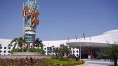 Cabana Bay Beach Resort Bus Tour and Ride Universal Orlando, Beach Resorts, Cabana, Hotels, Florida, Swimming, Tours, Disney, Travel