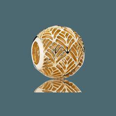 PANDORA | Tropicana Charm Gold