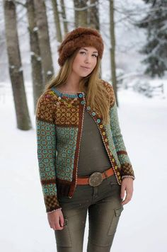 ideas for knitting inspiration fashion fair isles Sweater Knitting Patterns, Knitting Blogs, Knitting Designs, Knit Patterns, Hand Knitting, Knitting Yarn, Knitting Tutorials, Knitting Machine, Vintage Knitting