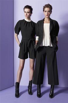 Sfilata Moschino New York - Pre-collezioni Autunno Inverno 2013/2014 - Vogue