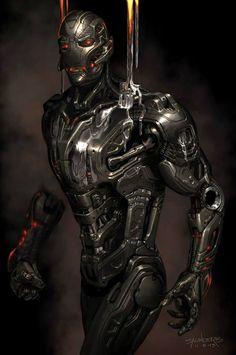 Ultron - Concept art