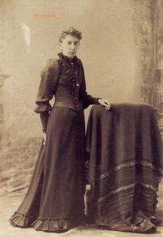 Carrie Ingalls.