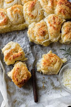 Soft, fresh dinner rolls are delicious even when served plain, with a little butter on the side.