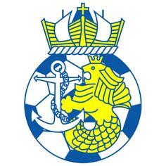 1919, FC Chernomorets Burgas, Burgas Bulgaria #FCChernomoretsBurgas #Burgas (L4367) Crests, Club, Badge, Soccer Teams, Logos, The World, Football Equipment, Badges, Madness
