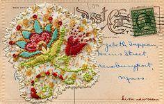 A Stitch In Time • Kim Naumann - Curiouser & Curiouser Design