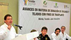 Yucatán destaca por logros en donación y trasplante de órganos y tejidos - http://plenilunia.com/noticias-2/yucatan-destaca-por-logros-en-donacion-y-trasplante-de-organos-y-tejidos/29230/