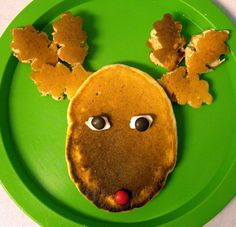 Christmas morning for the kids?