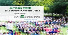 Summer is great for a lot of reasons: going to the beach, hanging out by the pool, farmer's markets, and live music. That's right: live music! Huntsville is jam packed with summer concerts series and