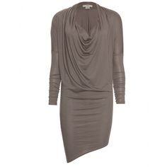 - helmut- jersey dress