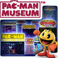 Namco Bandai are proud to announce that PAC-MAN Museum will be released February 25 on PSN and February 26 for XBLA and Steam. Get ready ret...