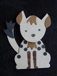 De laatste dagen ben ik druk bezig met zoveel mogelijk verschillende dieren te maken met de Fox Builder Punch. Vandaag vertel ik jullie...