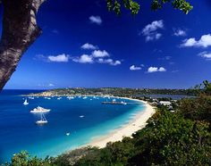 Sandy Ground beach, Anguilla