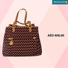 Tommy Hilfiger Tote Handbag W86926154 569. #handbags #womens #fashion #online #shopping #brands #TommyHilfiger #bags #menakart #uae