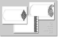 paper lantern craft templates