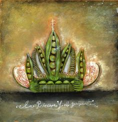 Prince and the Pea Story | La princesa y el guisante – The princess and the pea on Behance