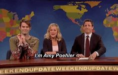 """Amy Poehler And Stefon Return To """"Saturday Night Live"""" For Seth Meyers' Last Episode So sad! <3"""