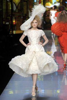 Christian Dior HC spring 2009