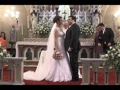 Thamara no Casamento de Nelice Heck e Jefferson Pereira Victorian, Google, Youtube, Dresses, Pereira, Valentines Day Weddings, Movies, Vestidos, Dress