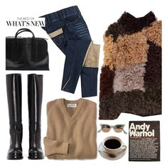 """What's new?"" by punnky ❤ liked on Polyvore featuring Marni and A.F. Vandevorst"
