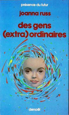 Joanna Russ - des gens (extra) ordinaires