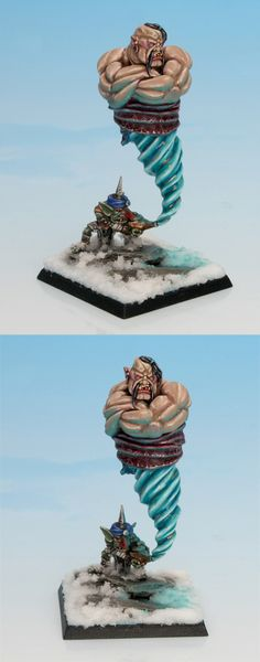 Ogre Maneaters - Page 127 Warhammer Ogre, Warhammer Figures, Warhammer Fantasy, Tomb Kings, Fantasy Battle, Fantasy Miniatures, Mini Paintings, Love Painting, Old World