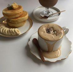 Think Food, I Love Food, Good Food, Yummy Food, Cafe Food, Kakao, Aesthetic Food, Aesthetic Pastel, Beige Aesthetic